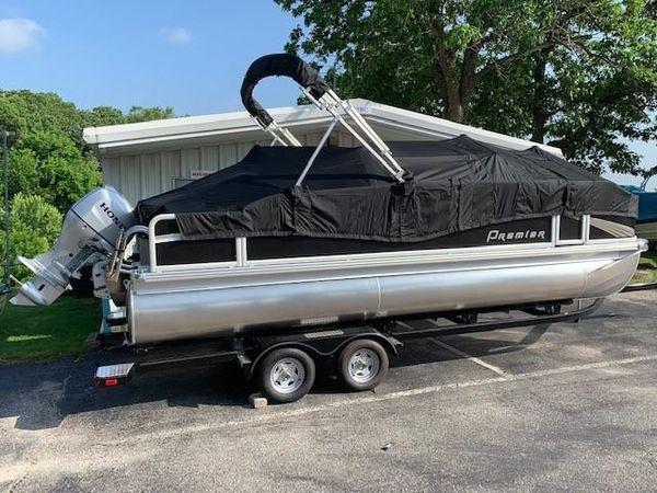 New Premier 220 Explorer Pontoon Boat For Sale