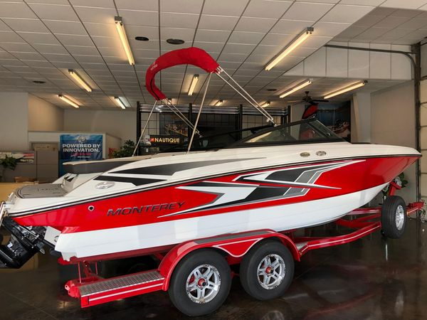 New Monterey M22 Bowrider Boat For Sale
