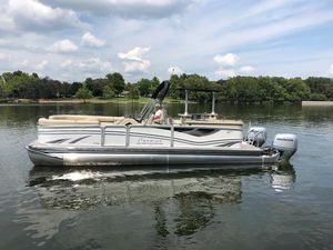 New Premier 260 Grand Entertainer Pontoon Boat For Sale