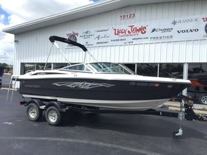 Used Monterey 196MS Bowrider Boat For Sale