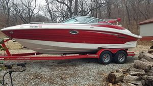 Used Cruisers Sport Series 238 Bow Rider Bowrider Boat For Sale