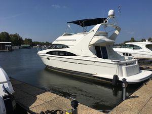 Used Carver 42 Mariner Flybridge Boat For Sale