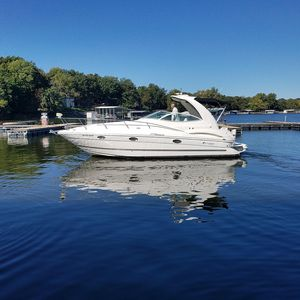 Used Cruisers Yachts 300 Express Power Cruiser Boat For Sale