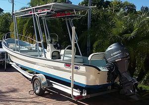 Used Panga 25 IMEMSA Center Console Fishing Boat For Sale