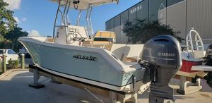 Used Release 208RX Center Console Fishing Boat For Sale