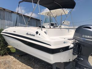 Used Hurricane 188 SS Bowrider Boat For Sale