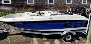 Used Bayliner Element Bowrider Boat For Sale