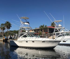 Used Tiara 31 Express Sports Fishing Boat For Sale