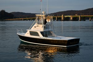 Used Bertram 31 Sportfisher Sports Fishing Boat For Sale