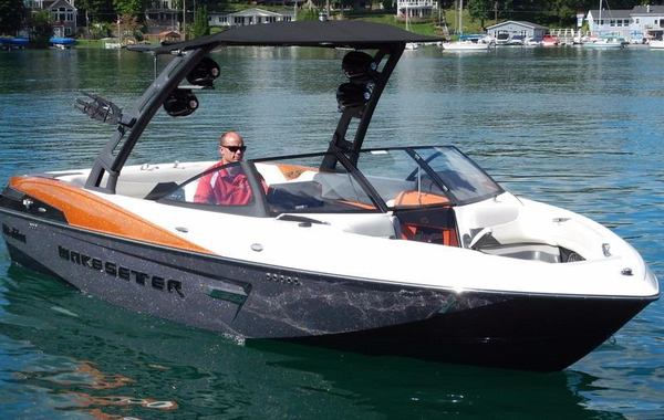 New Malibu Boats 23LSV Ski and Wakeboard Boat For Sale