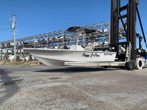 Used Sea Pro 208CC Bay Boat For Sale