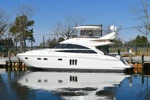 Used Princess 54 Flybridge Boat For Sale