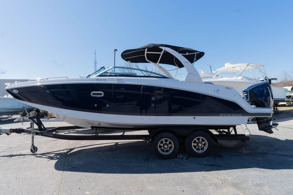 Used Four Winns HD 270 OB Bowrider Boat For Sale