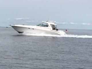 Used Sea Ray 550 Sundancer Express Cruiser Boat For Sale