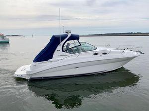 Used Sea Ray 320 Sundancer Power Cruiser Boat For Sale