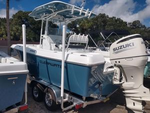 New Clearwater 2300CC Center Console Fishing Boat For Sale