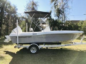New Clearwater 1900 Cc Center Console Fishing Boat For Sale