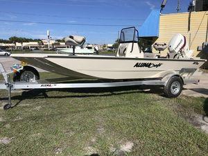 New Alumacraft MV1860 AW Bay Center Console Fishing Boat For Sale
