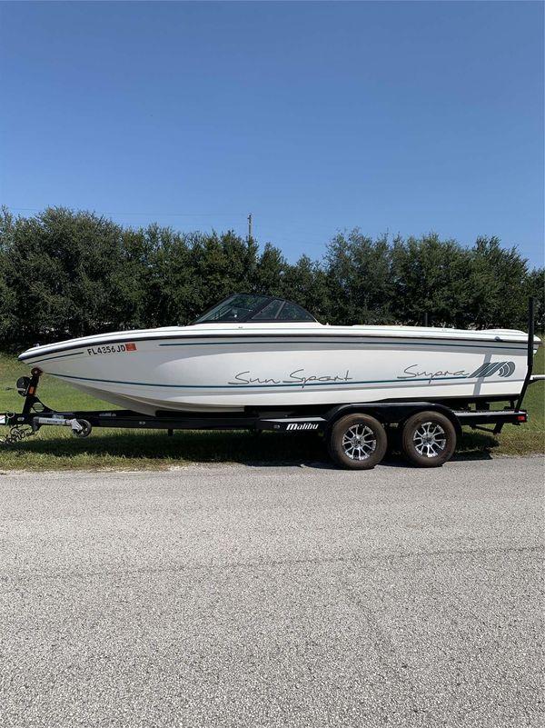 Used Supra Sunsport 21 V Ski and Wakeboard Boat For Sale