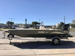 New Alumacraft 20 Bay Center Console Fishing Boat For Sale