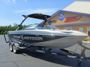 Used Malibu Boats 247 LSV Wakesetter Ski and Wakeboard Boat For Sale