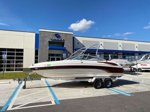Used Bryant 206 Bowrider Boat For Sale