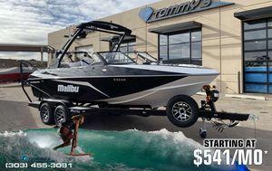 New Malibu 21 VLX Ski and Wakeboard Boat For Sale