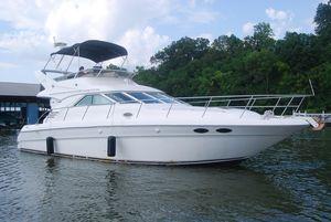 Used Sea Ray 400 Sedan Bridge Power Cruiser Boat For Sale