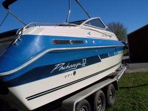 Used Sea Ray Pachanga 32 Power Cruiser Boat For Sale