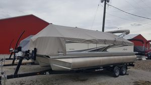 New Avalon 23 Center Fish Pontoon Boat For Sale