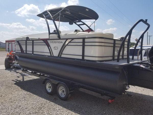 New Veranda VP22RCT Pontoon Boat For Sale