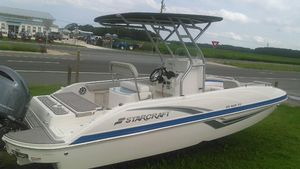 New Starcraft 211 MDX CC Deck Boat For Sale