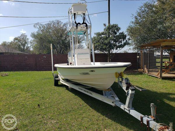 Used Pathfinder 2200v Flats Fishing Boat For Sale