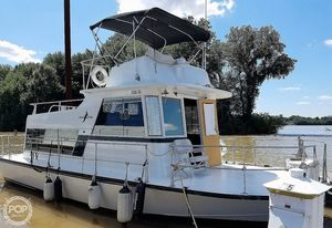 Used Kings Craft 37 House Boat For Sale
