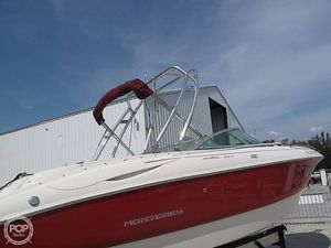 Used Monterey 248 LS Montura Bowrider Boat For Sale