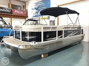 Used Jc Spirit 221TT SPORT Pontoon Boat For Sale