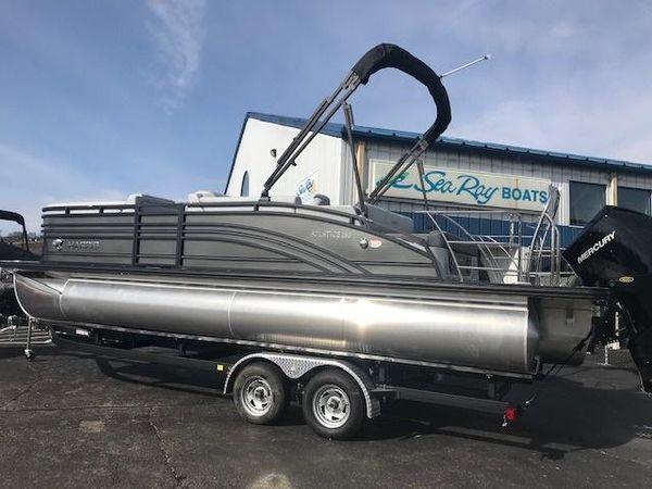 New Harris Solstice 230 Pontoon Boat For Sale