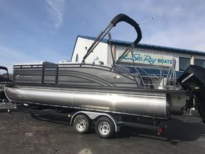 New Harris Solstice 230 Pontoon Boat For Sale