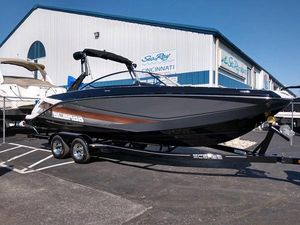 Used Scarab 255ID Jet Boat For Sale