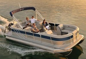New South Bay 523RS Pontoon Boat For Sale