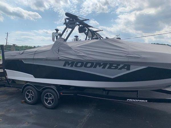 New Moomba Makai Ski and Wakeboard Boat For Sale