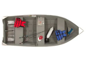 New Lowe V1258 Freshwater Fishing Boat For Sale