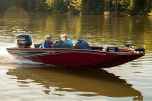 New Lowe Stinger 188 Dual Console Freshwater Fishing Boat For Sale