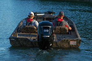 New Lowe Stinger 195 Poly Camo Bass Boat For Sale