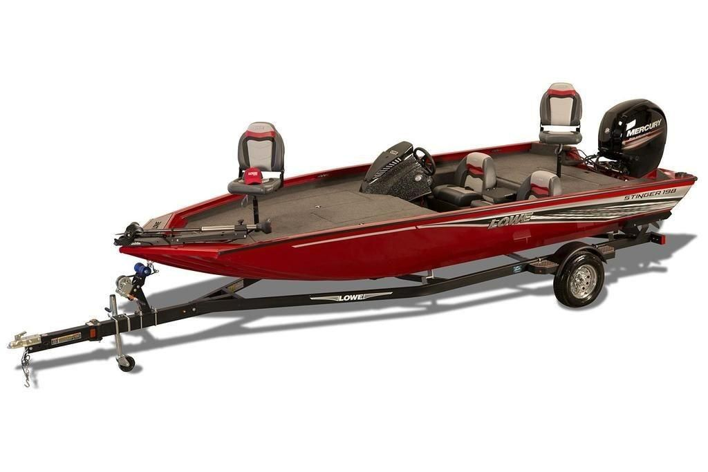 Big Bee Boats >> 2021 New Lowe Stinger 198 Bass Boat For Sale - $28,636 ...