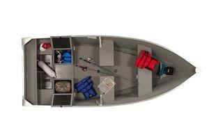 New Lowe V1468W Utility V Freshwater Fishing Boat For Sale
