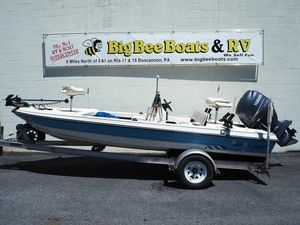 Used Action Craft 1802 Fastbasser Bay Boat For Sale