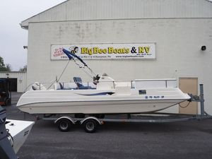 Used Sea Fox Legacy 215 Bay Fisher Deck Boat For Sale
