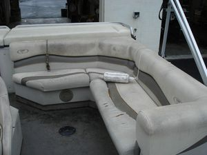 Used Fisher 24 Freedom Deluxe Pontoon Boat For Sale