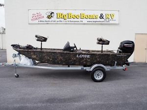 New Lowe Skorpion 16 Freshwater Fishing Boat For Sale
